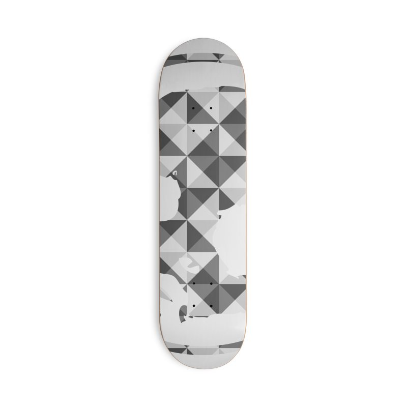 CasaNorte - CasaNorte11 Accessories Deck Only Skateboard by Casa Norte's Artist Shop