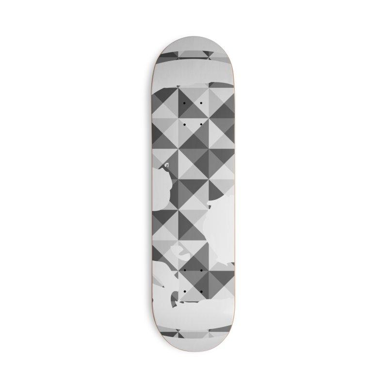 CasaNorte - CasaNorte11 Accessories Skateboard by Casa Norte's Artist Shop