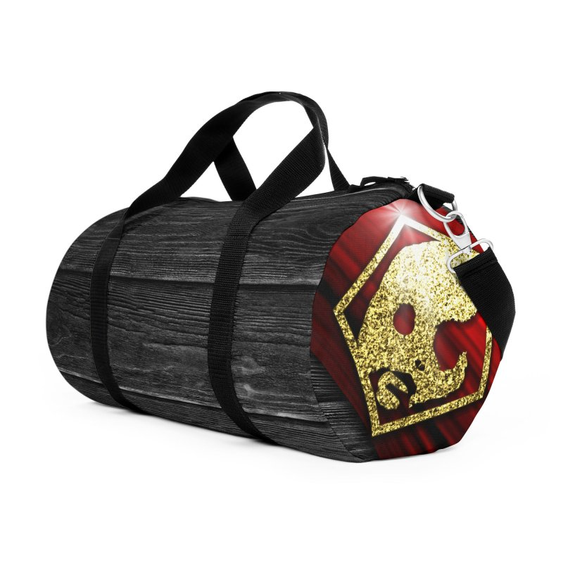 CasaNorte - Star Accessories Duffel Bag Bag by Casa Norte's Artist Shop