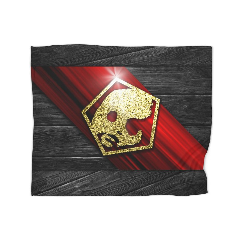 CasaNorte - Star Home Fleece Blanket Blanket by Casa Norte's Artist Shop