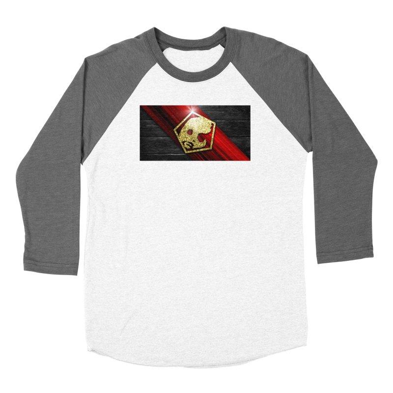 CasaNorte - Star Men's Baseball Triblend Longsleeve T-Shirt by Casa Norte's Artist Shop