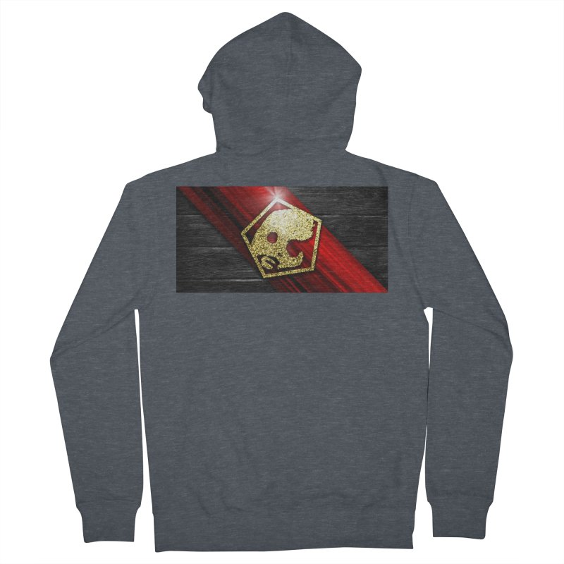 CasaNorte - Star Men's French Terry Zip-Up Hoody by Casa Norte's Artist Shop