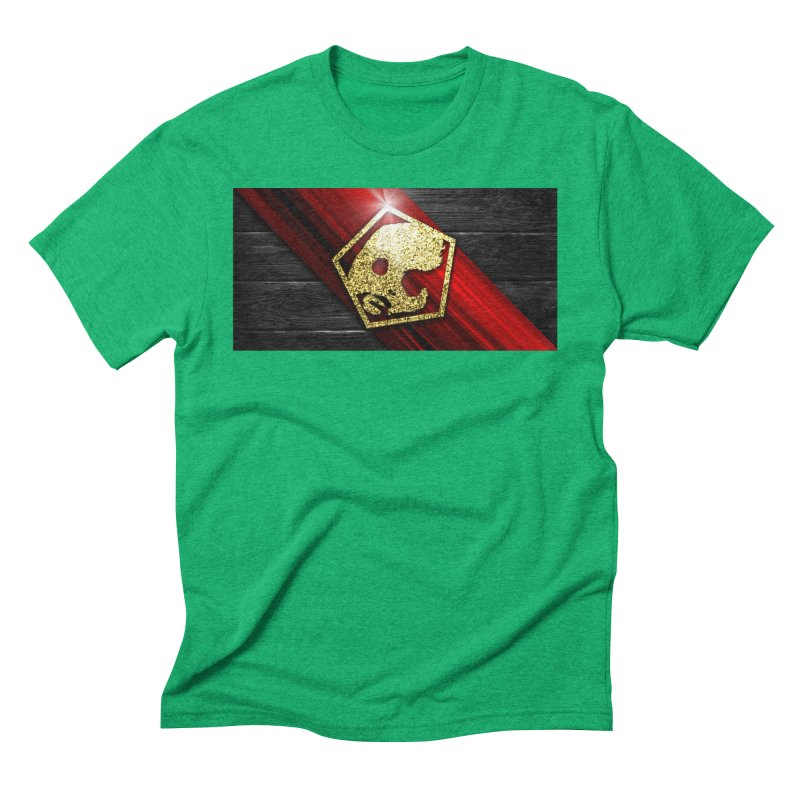 CasaNorte - Star Men's Triblend T-Shirt by Casa Norte's Artist Shop
