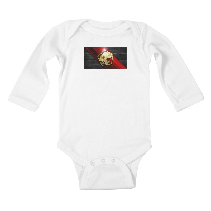 CasaNorte - Star Kids Baby Longsleeve Bodysuit by Casa Norte's Artist Shop