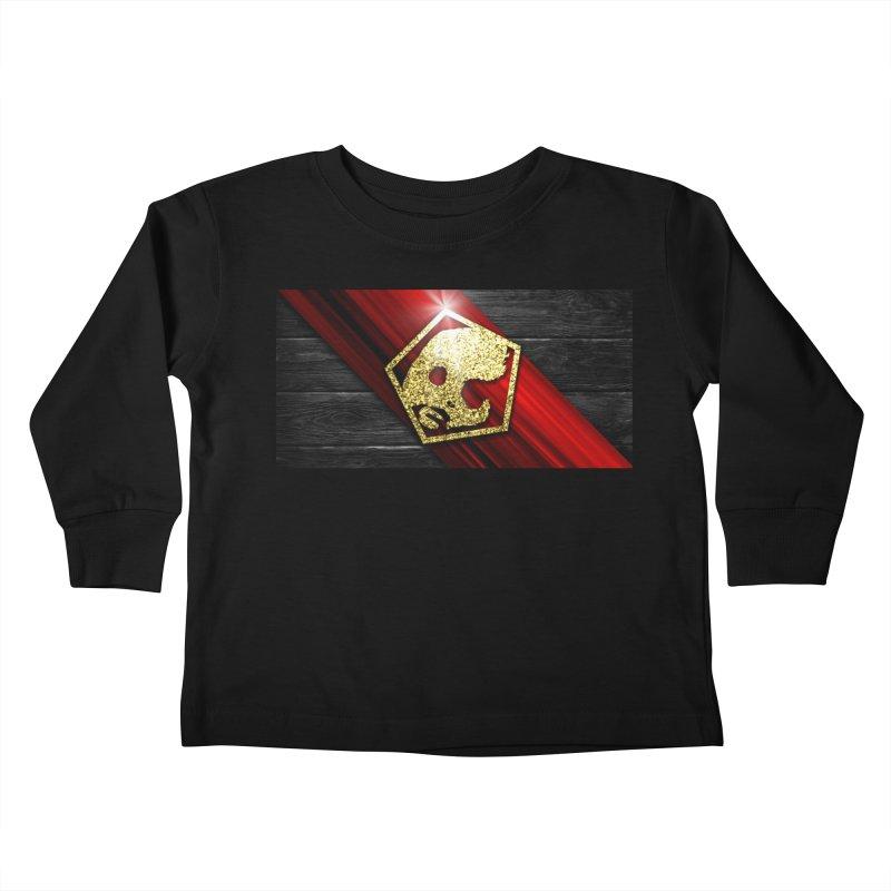 CasaNorte - Star Kids Toddler Longsleeve T-Shirt by Casa Norte's Artist Shop