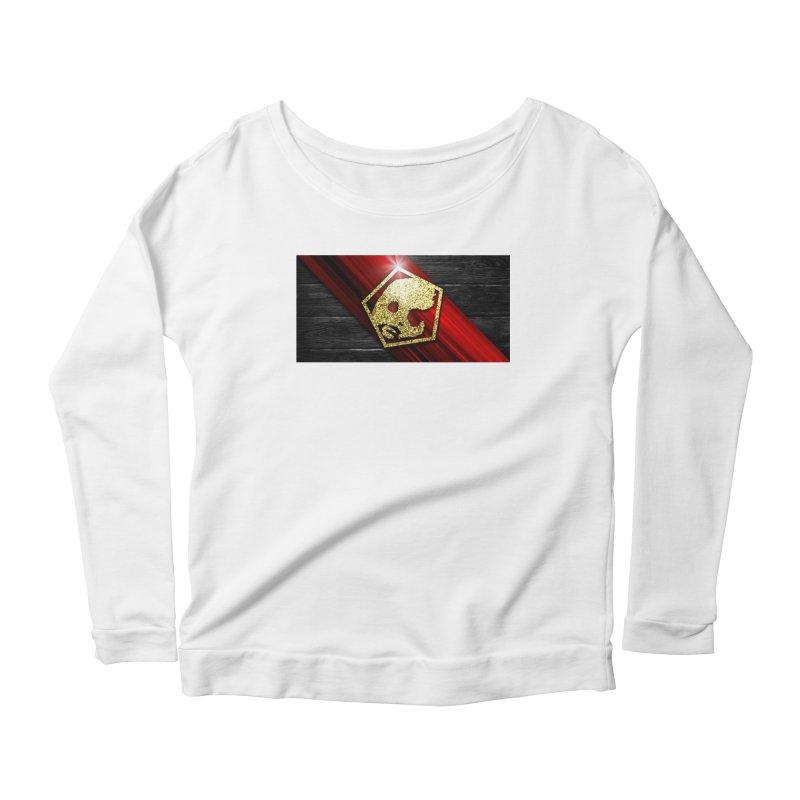 CasaNorte - Star Women's Scoop Neck Longsleeve T-Shirt by Casa Norte's Artist Shop