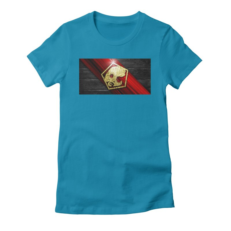 CasaNorte - Star Women's Fitted T-Shirt by Casa Norte's Artist Shop