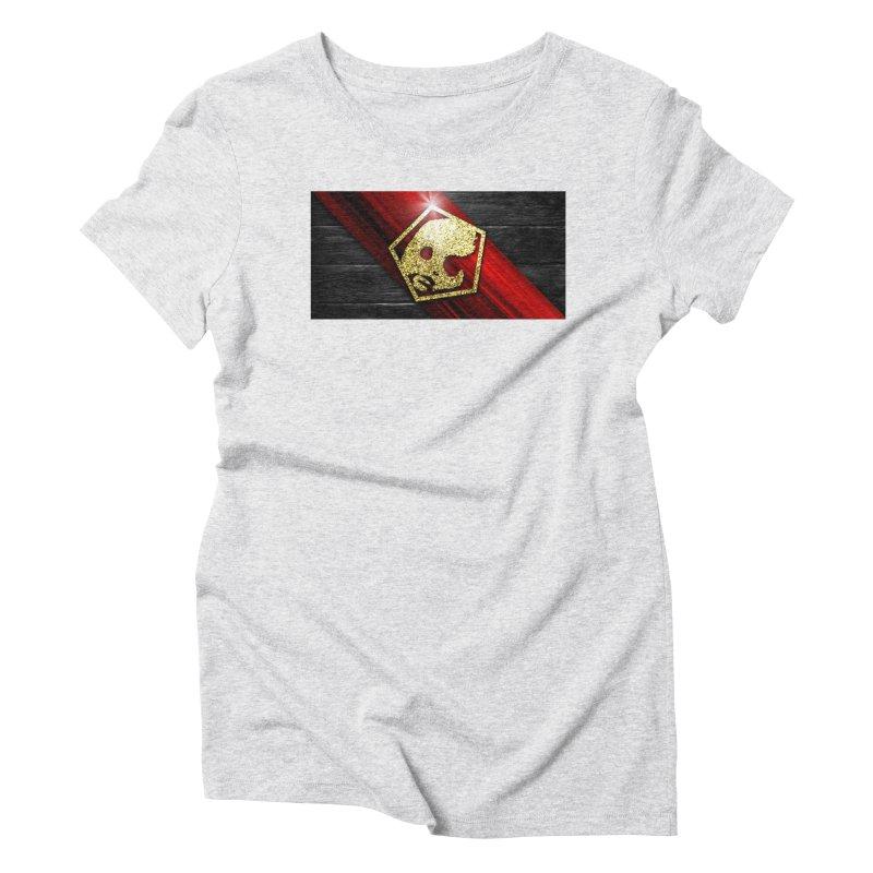 CasaNorte - Star Women's Triblend T-Shirt by Casa Norte's Artist Shop