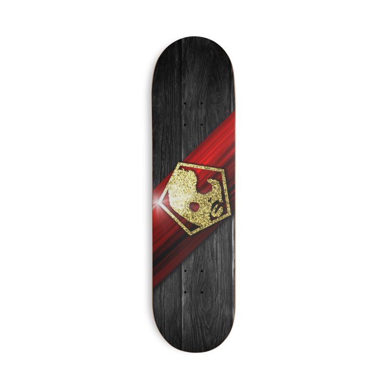 CasaNorte - Star Accessories Deck Only Skateboard by Casa Norte's Artist Shop