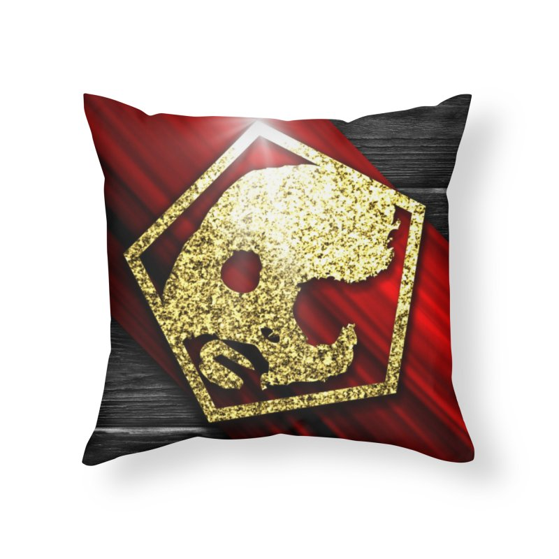 CasaNorte - Star Home Throw Pillow by Casa Norte's Artist Shop