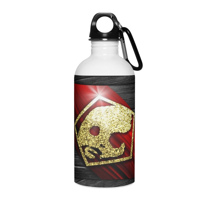CasaNorte - Star Accessories Water Bottle by Casa Norte's Artist Shop