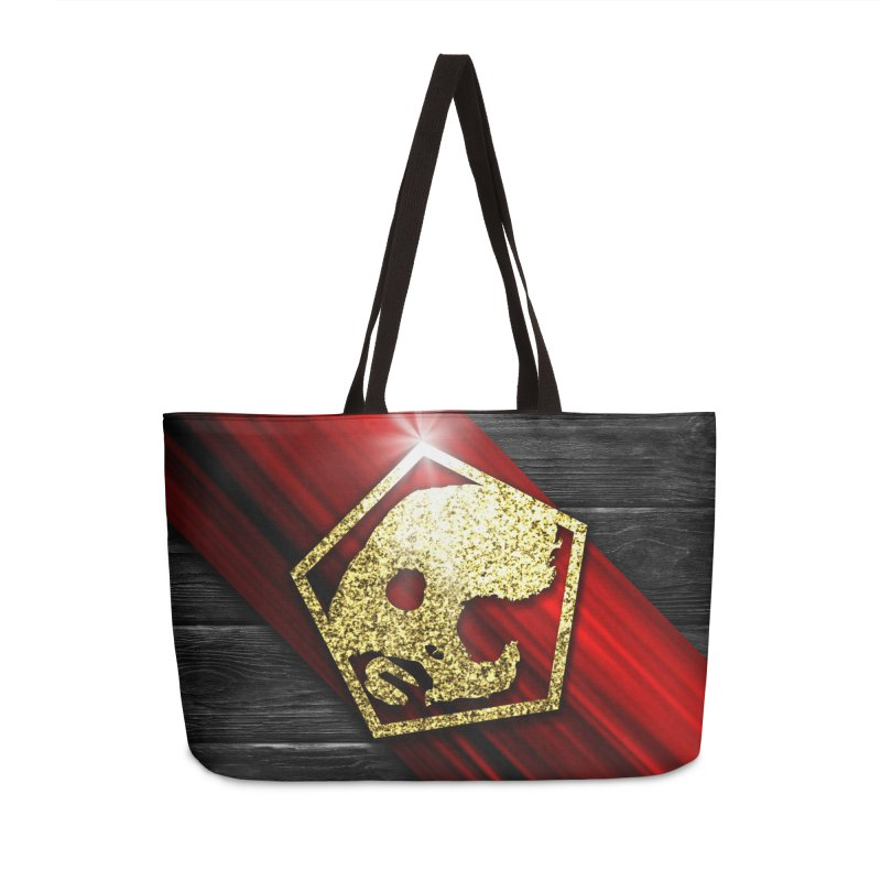 CasaNorte - Star Accessories Weekender Bag Bag by Casa Norte's Artist Shop