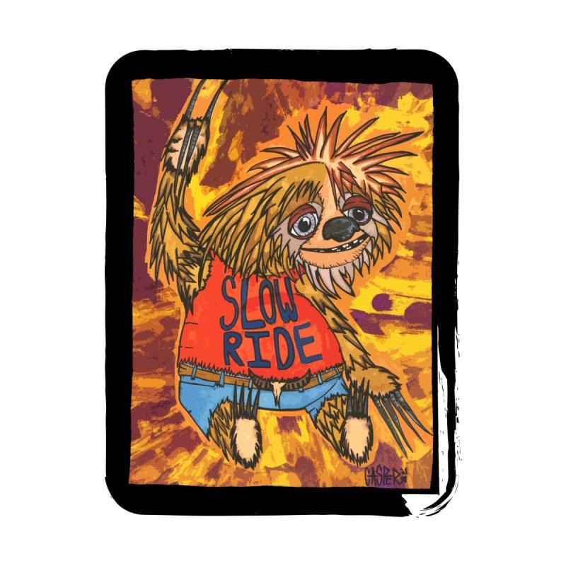 Slow Ride (shirt n' stuff version) Kids Toddler Zip-Up Hoody by Casper Sheets's Art and assorted oddities