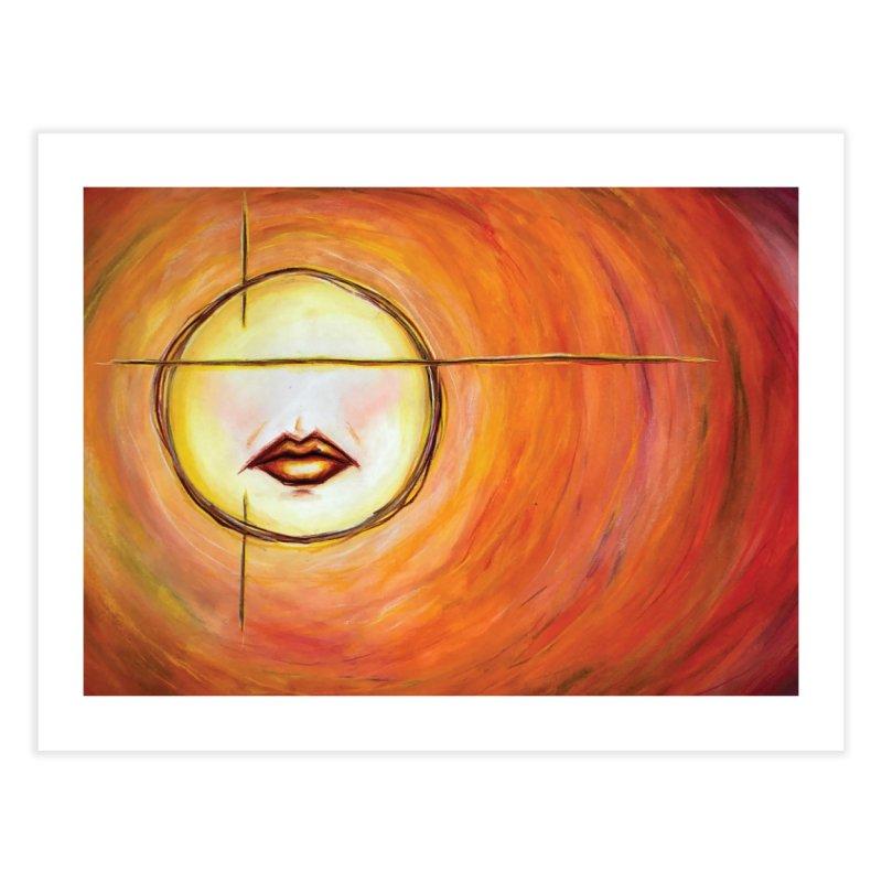Bajo el mismo sol / Under the same sun Home Fine Art Print by Catalina's Shop
