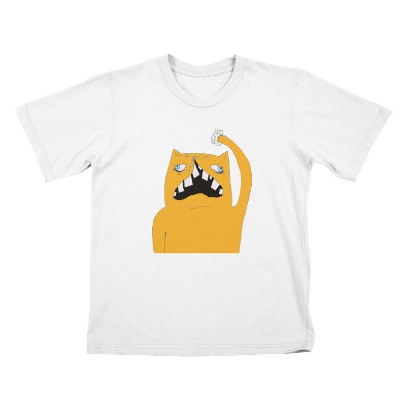 Sick Kids Toddler T-Shirt by CATCARYEG