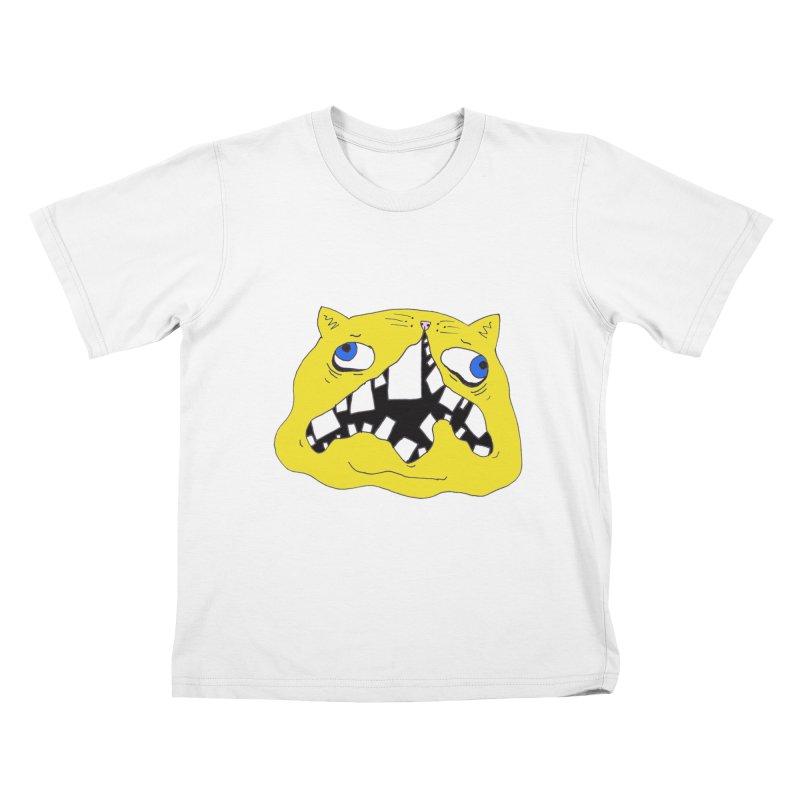 Mr Mustard Kids Toddler T-Shirt by CATCARYEG