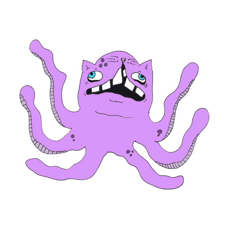 Octopussy by CATCARYEG