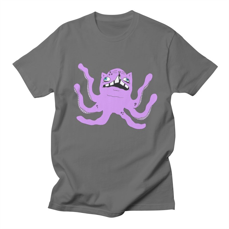 Octopussy Men's French Terry Zip-Up Hoody by CATCARYEG