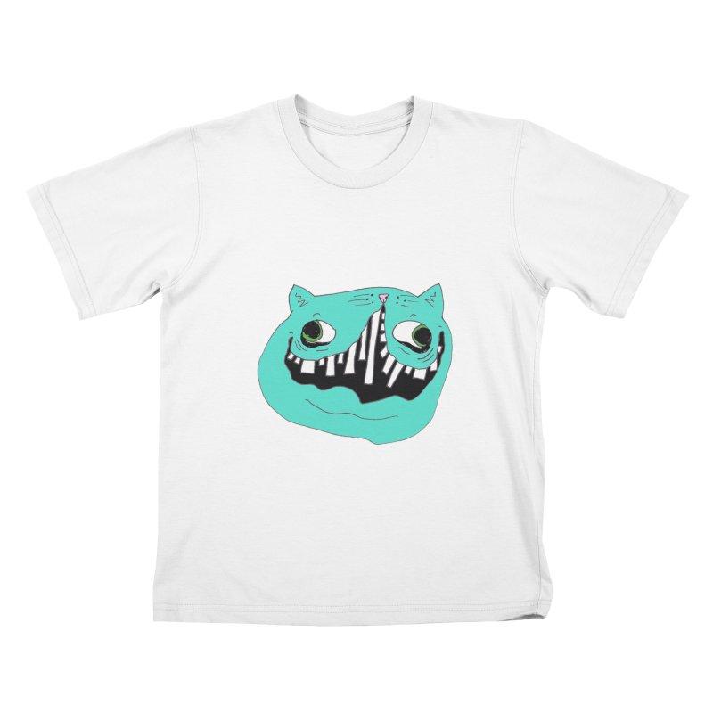 420 Kids Toddler T-Shirt by CATCARYEG