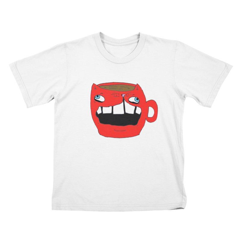 Caté Latte  Kids Toddler T-Shirt by CATCARYEG