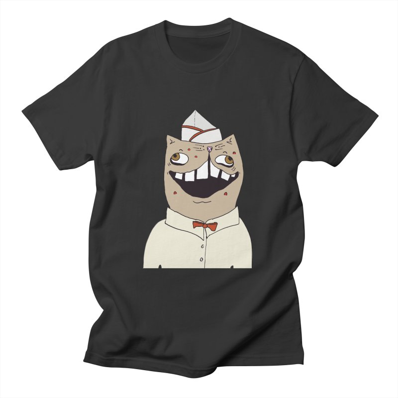 Ronald Mckitty Women's Regular Unisex T-Shirt by CATCARYEG