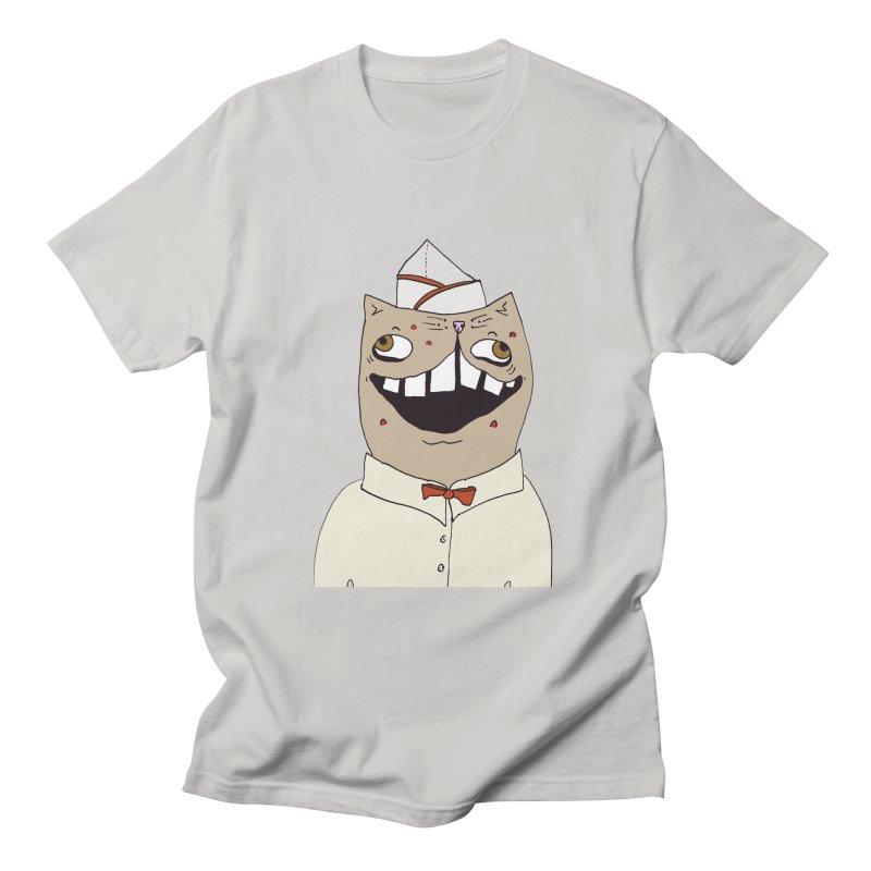 Ronald Mckitty Men's Regular T-Shirt by CATCARYEG