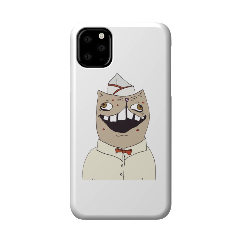 Ronald Mckitty Accessories Phone Case by CATCARYEG