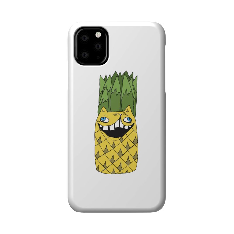 Meowapple Accessories Phone Case by CATCARYEG