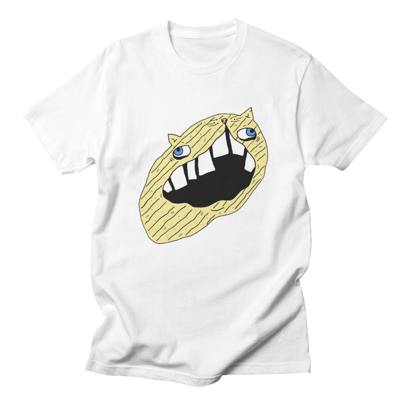 Cat-sup Chip Women's Unisex T-Shirt by CATCARYEG
