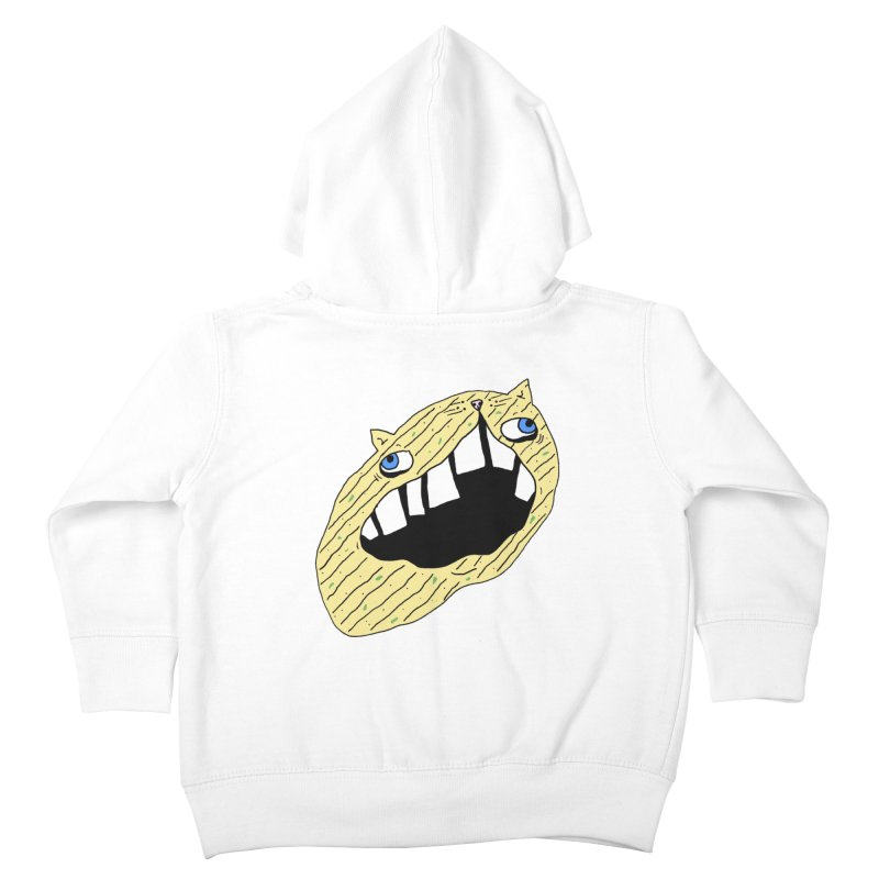 Cat-sup Chip Kids Toddler Zip-Up Hoody by CATCARYEG