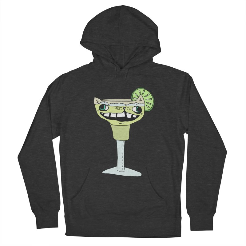 Margakitta Men's French Terry Pullover Hoody by CATCARYEG