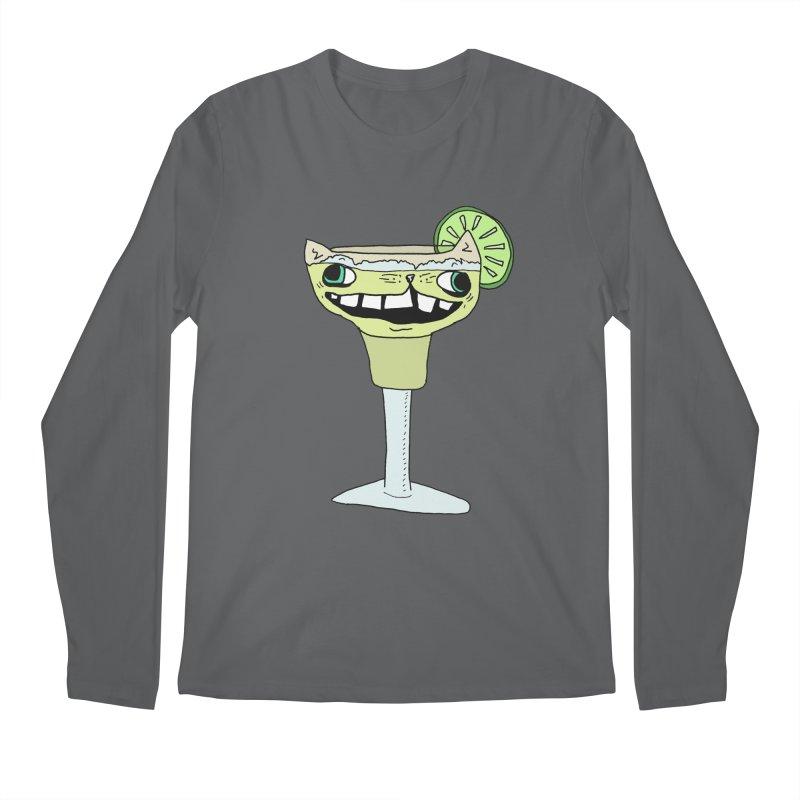 Margakitta Men's Regular Longsleeve T-Shirt by CATCARYEG