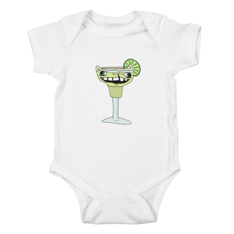 Margakitta Kids Baby Bodysuit by CATCARYEG