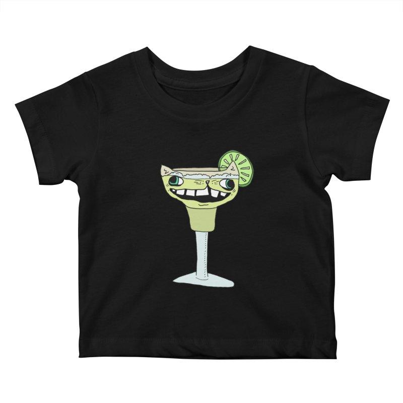 Margakitta Kids Baby T-Shirt by CATCARYEG