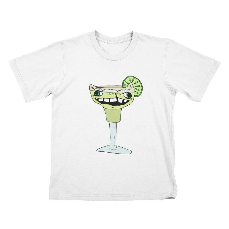 Margakitta Kids T-Shirt by CATCARYEG