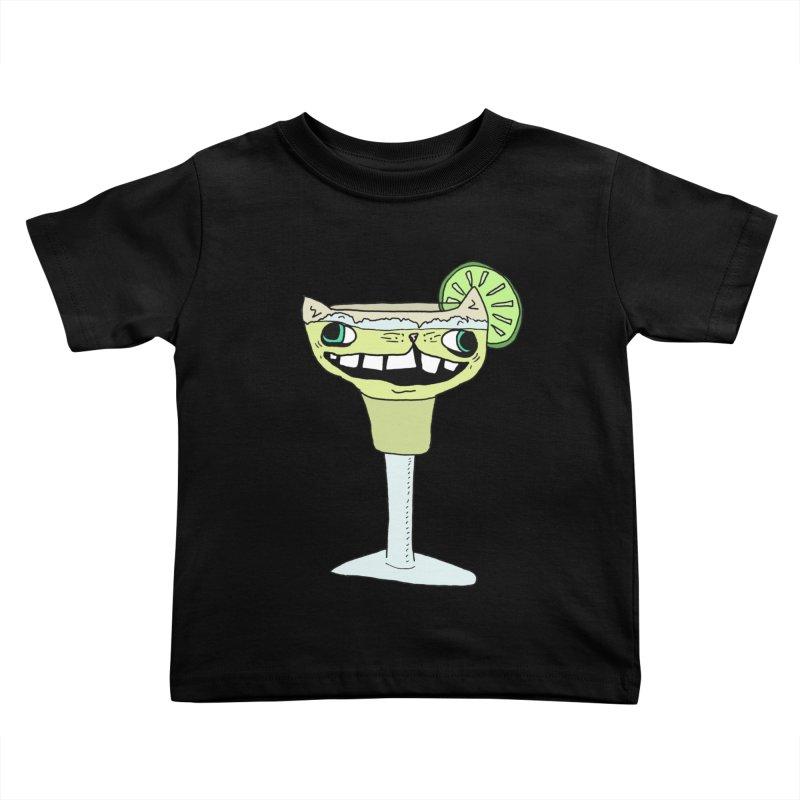 Margakitta Kids Toddler T-Shirt by CATCARYEG