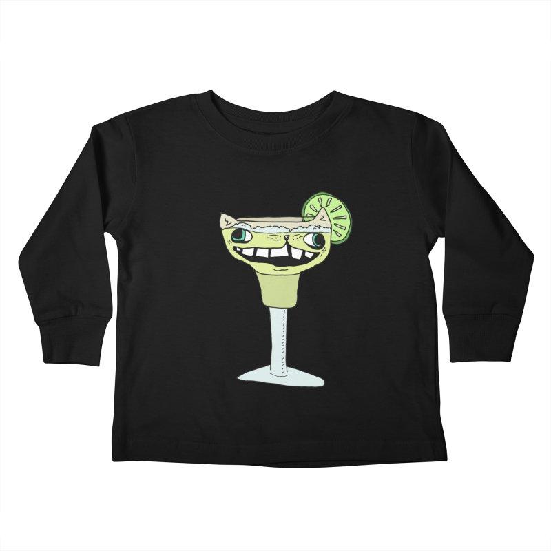 Margakitta Kids Toddler Longsleeve T-Shirt by CATCARYEG