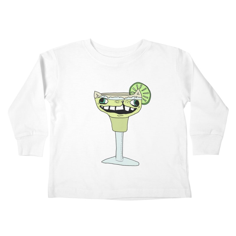 Margakitta Kids Toddler Longsleeve T-Shirt by CATCARYEG