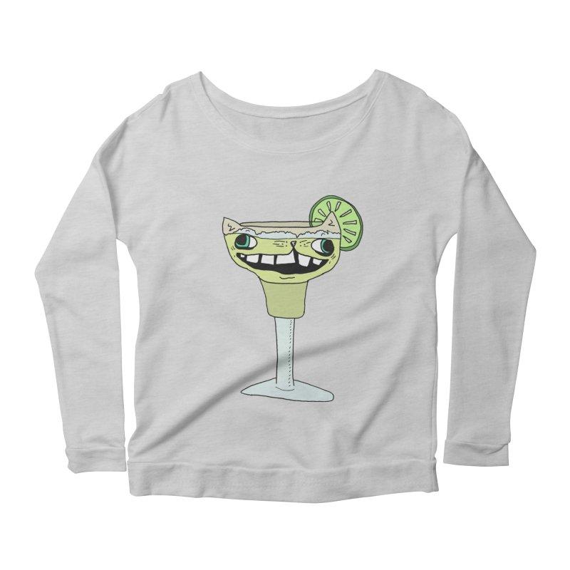 Margakitta Women's Scoop Neck Longsleeve T-Shirt by CATCARYEG
