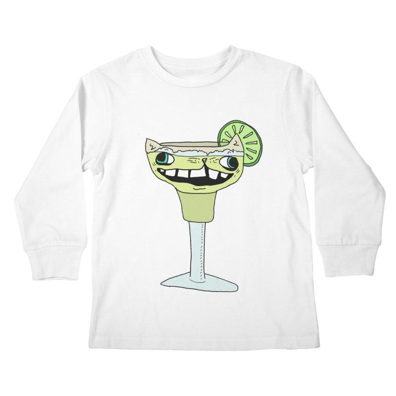 Margakitta Kids Longsleeve T-Shirt by CATCARYEG