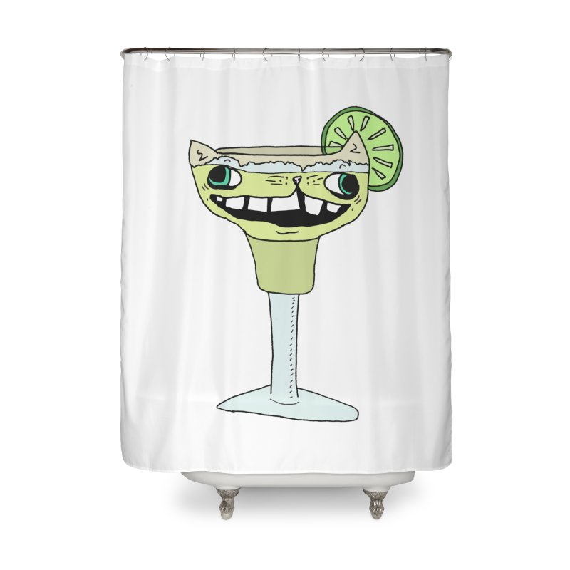 Margakitta Home Shower Curtain by CATCARYEG