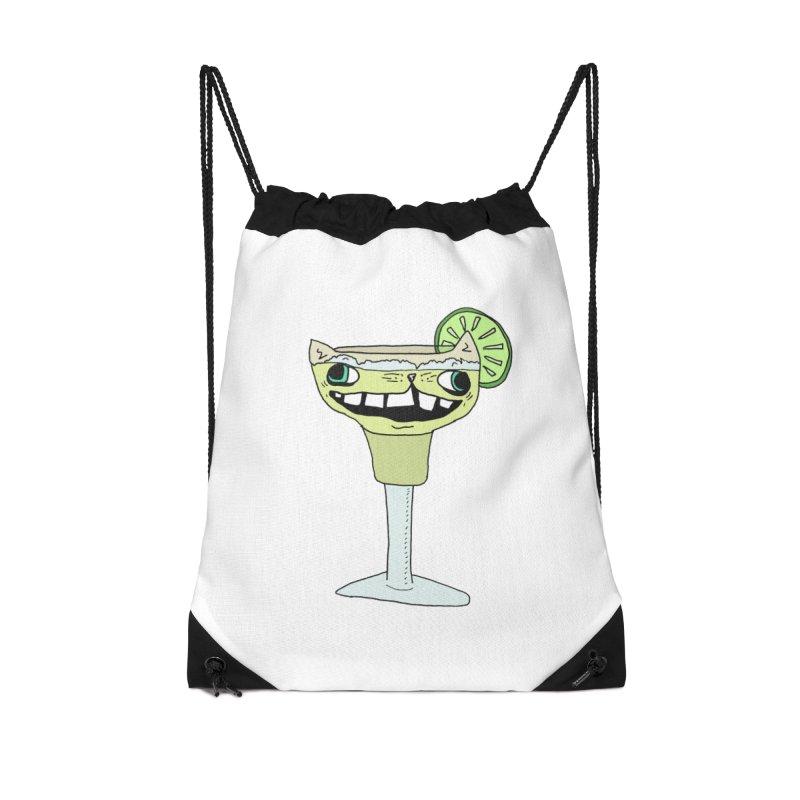 Margakitta Accessories Drawstring Bag Bag by CATCARYEG