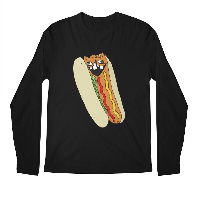 Cat-Dog (not the show) Men's Regular Longsleeve T-Shirt by CATCARYEG