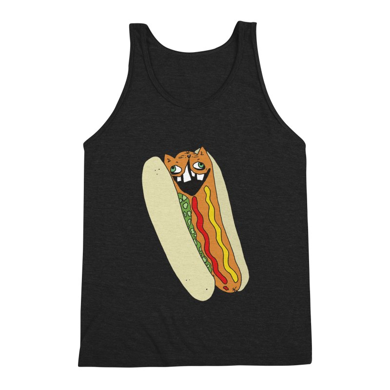 Cat-Dog (not the show) Men's Triblend Tank by CATCARYEG