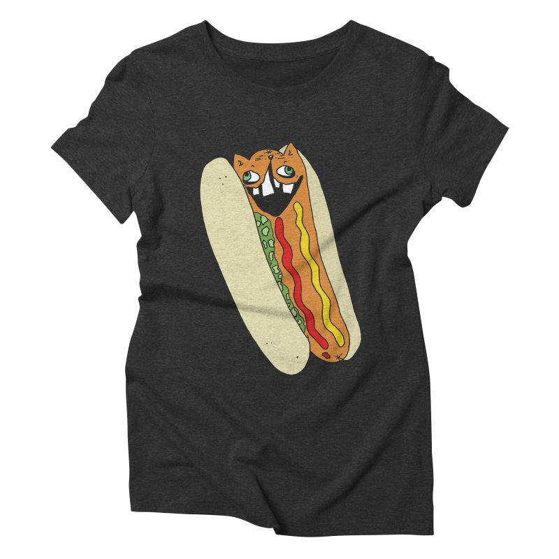 Cat-Dog (not the show) Women's Triblend T-Shirt by CATCARYEG