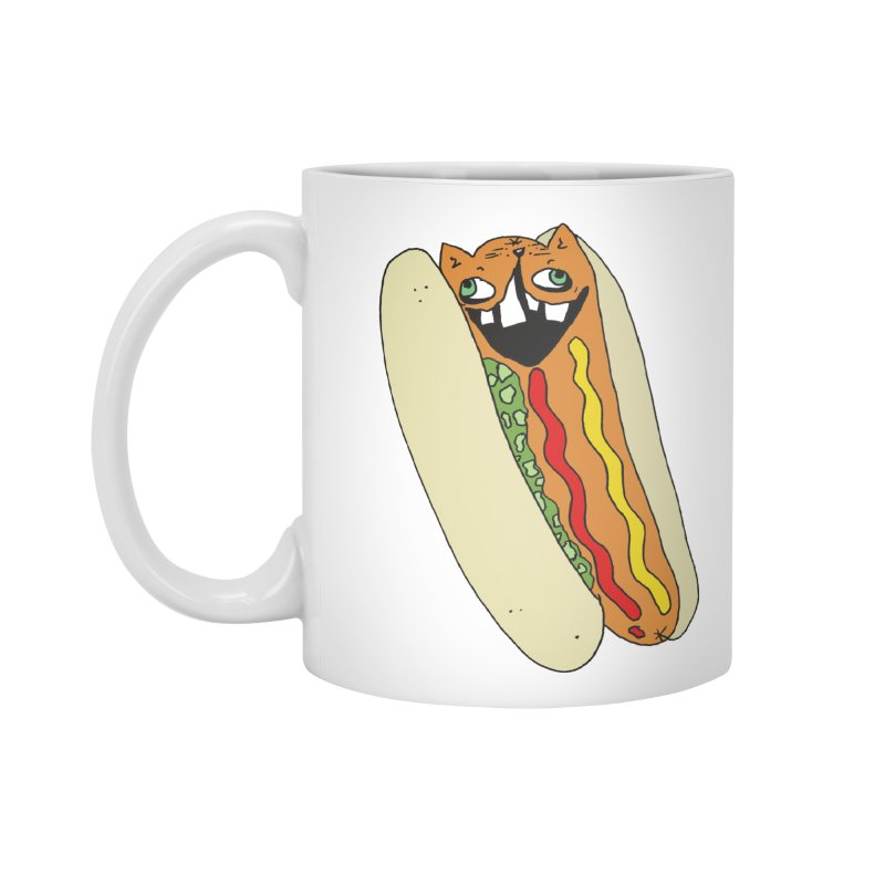 Cat-Dog (not the show) Accessories Standard Mug by CATCARYEG