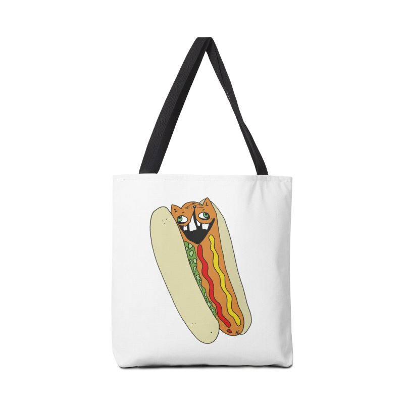 Cat-Dog (not the show) Accessories Bag by CATCARYEG