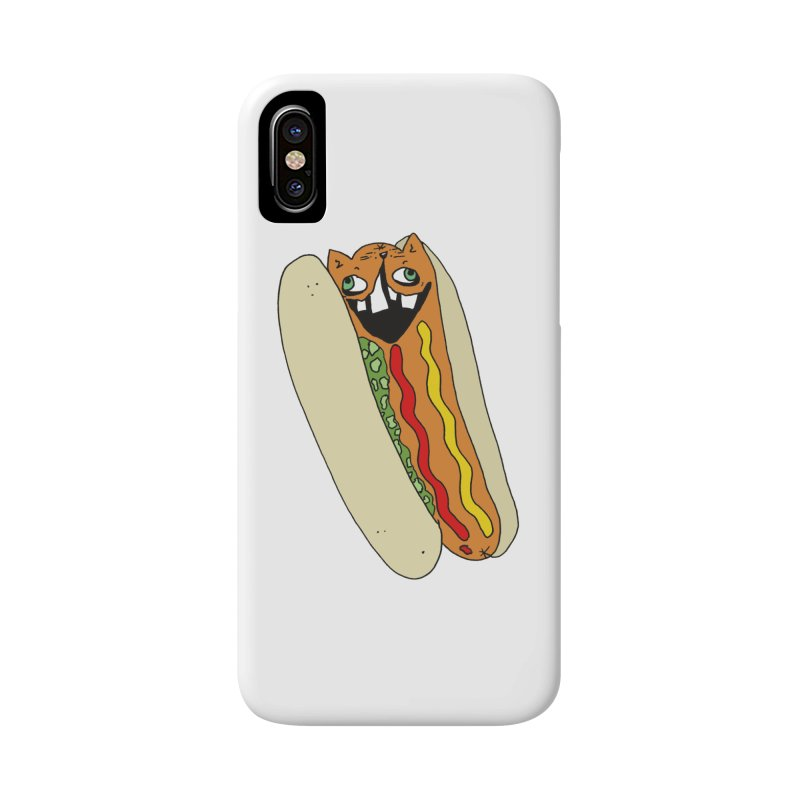Cat-Dog (not the show) Accessories Phone Case by CATCARYEG