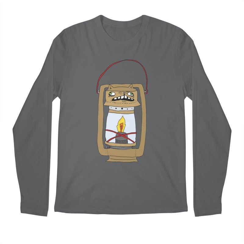 Catern Men's Regular Longsleeve T-Shirt by CATCARYEG