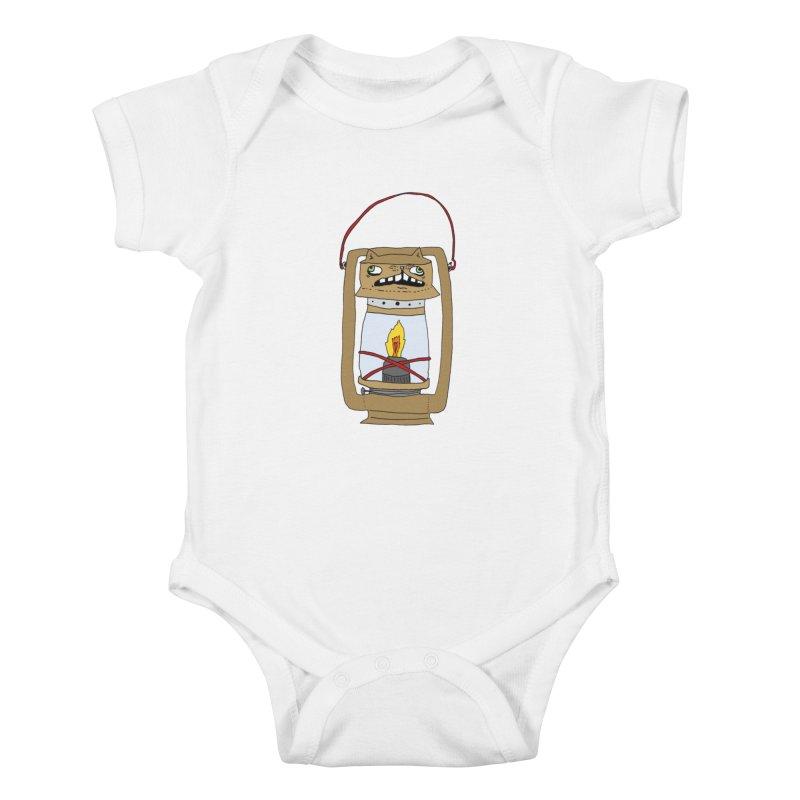 Catern Kids Baby Bodysuit by CATCARYEG